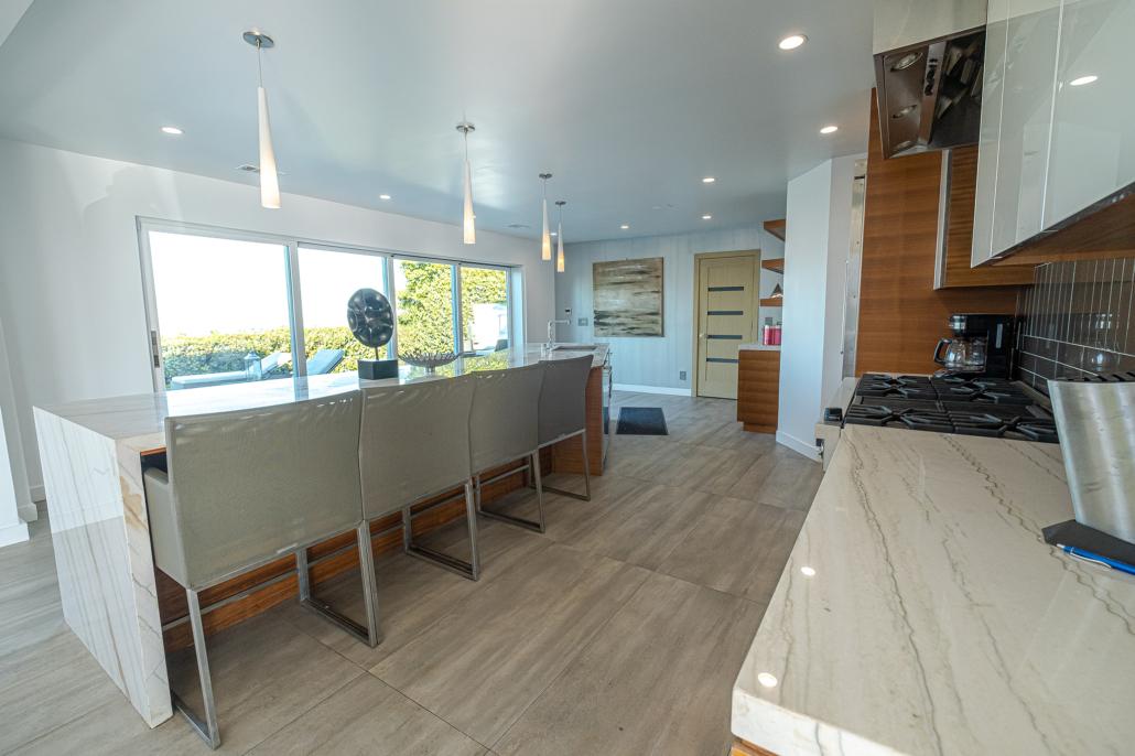 Interior Remodels - Mulholland Drive
